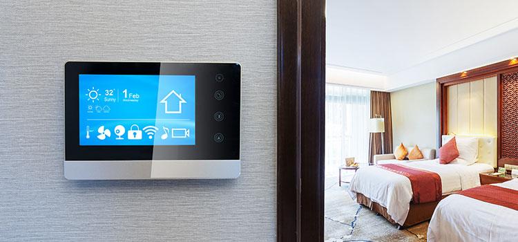 Smart Λύσεις για ξενοδοχεία και βίλλες